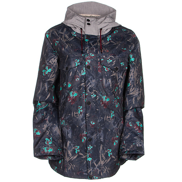 Oakley Charlie 2 BioZone Womens Insulated Snowboard Jacket, , 600