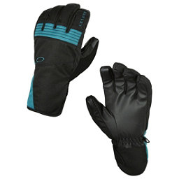 Oakley Roundhouse Short Gloves, Jet Black, 256