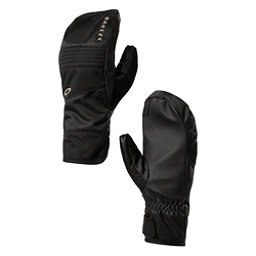 Oakley Roundhouse Mittens, Jet Black, 256