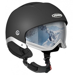 OSBE Majic Snow Helmet, Dull Black, 256