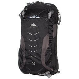 High Sierra Symmetry 18 Backpack, Black-Mercury-Charcoal, 256