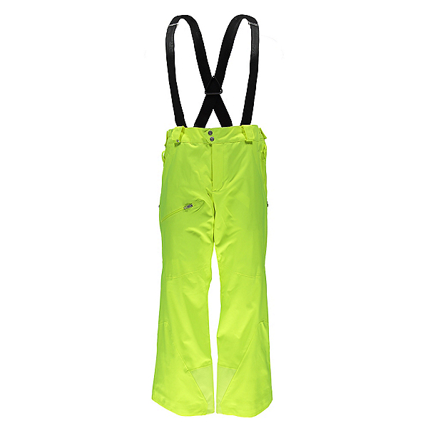 Spyder Propulsion Athletic Mens Ski Pants, , 600