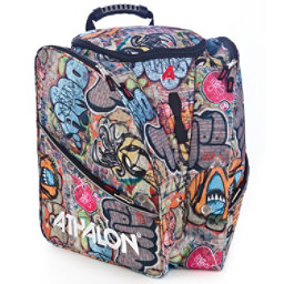 Athalon Tri Athalon Ski Boot Bag 2017, Graffiti, 256