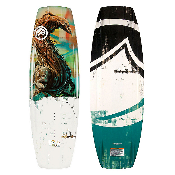Liquid Force RDX Wakeboard, 134cm, 600