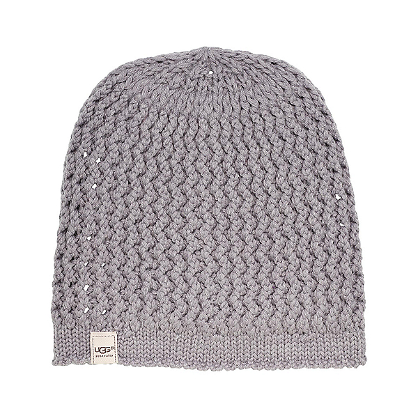 UGG Sequoia Solid Knit Womens Hat, , 600