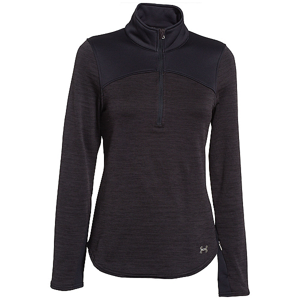 Under Armour Gamut 1/4 Zip Womens Mid Layer, , 600