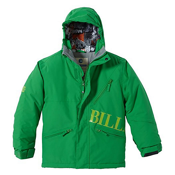 Billabong Solid Boys Snowboard Jacket, , 600