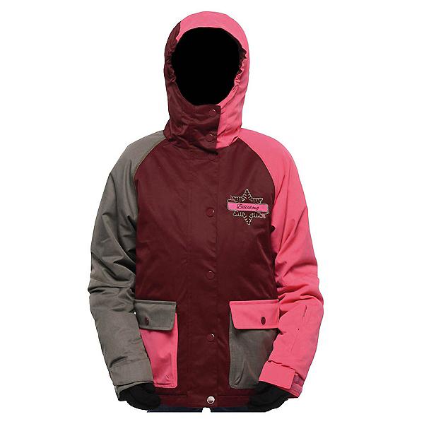 Billabong Sweetie Girls Snowboard Jacket, , 600