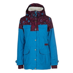 Billabong Z74 Womens Jacket, Blue Sky, 256