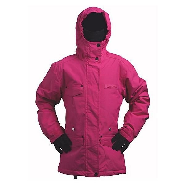 Billabong Mini Park Girls Snowboard Jacket, , 600