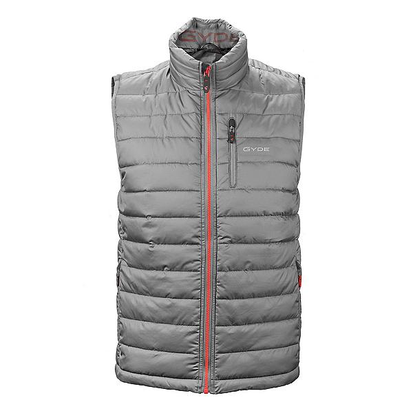 Gyde Calor Filled Mens Vest, Grey, 600