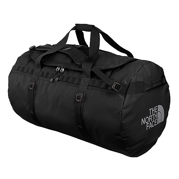 The North Face Base Camp Large Duffel Bag, TNF Black, 600