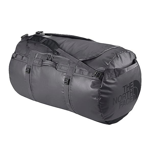 The North Face Base Camp Duffel - Large Bag (Previous Season), Zinc Grey-Asphalt Grey, 600