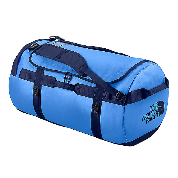 The North Face Base Camp Medium Duffel Bag (Previous Season), Bomber Blue-Cosmic Blue, 600