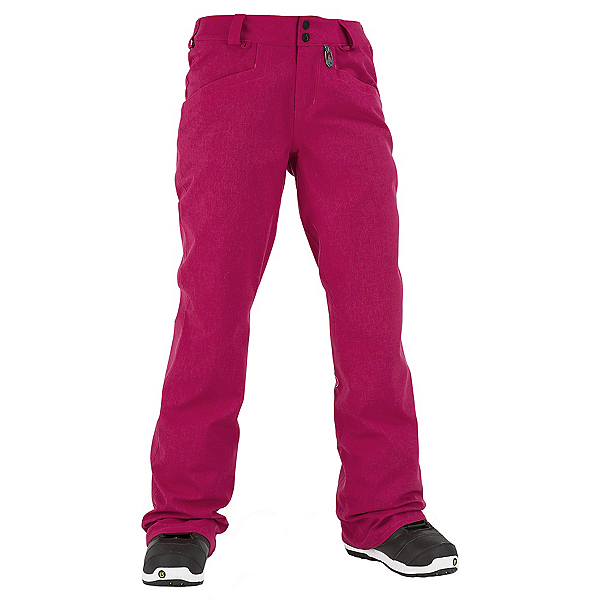 Volcom Transfer Womens Snowboard Pants, , 600