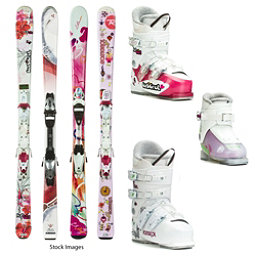 Girls Junior Lease Program Girls Ski Package, , 256
