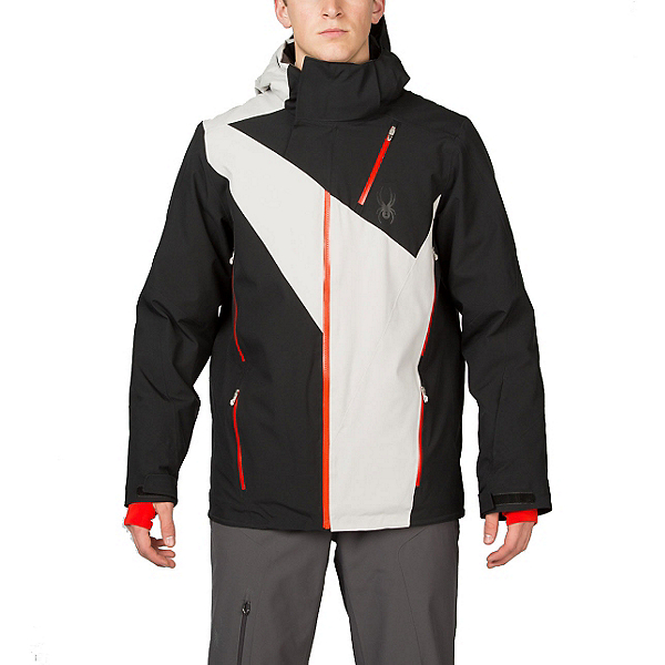 Spyder Highlands Mens Insulated Ski Jacket, , 600
