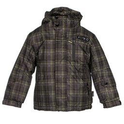 Etirel Alvin Toddler Ski Jacket, Green, 256