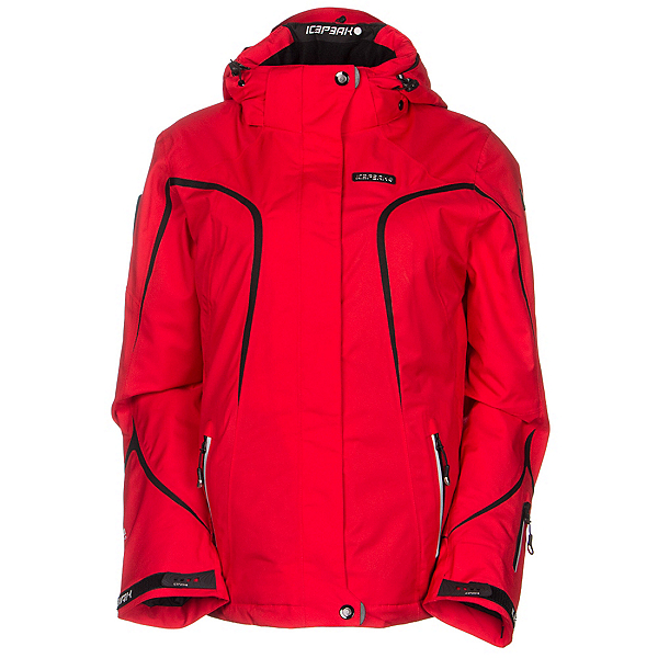 Icepeak Mei Womens Insulated Ski Jacket, , 600