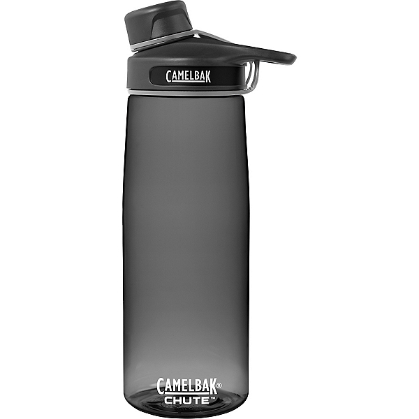 CamelBak Chute .75L Water Bottle, Charcoal, 600