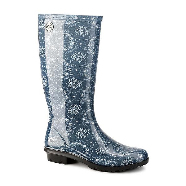 UGG Shaye Bandana Rain Boots, , 600