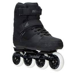 Rollerblade Metroblade C Urban Inline Skates, Black, 256
