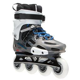 Rollerblade Twister Pro Urban Inline Skates, Anthracite-Blue, 256