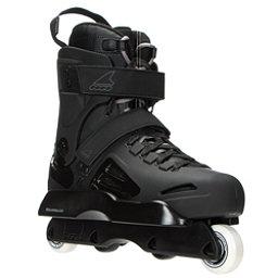 Rollerblade Solo Team Aggressive Skates, Black, 256