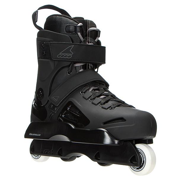 Rollerblade Solo Team Aggressive Skates 2017, Black, 600
