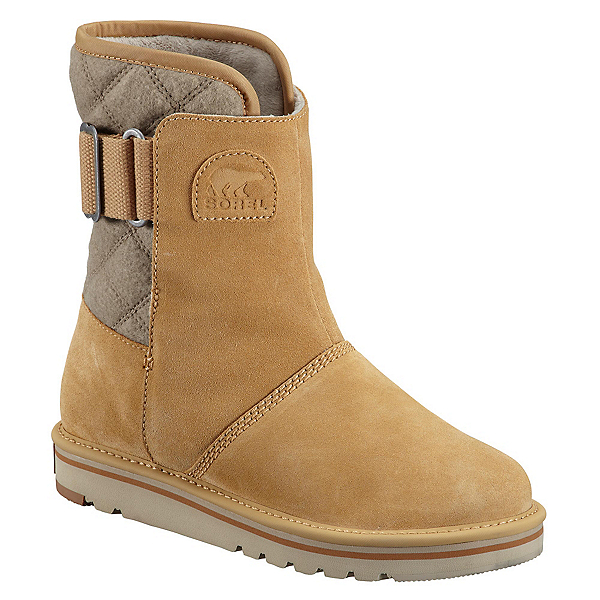 Sorel Newbie Suede Leather Womens Boots, , 600