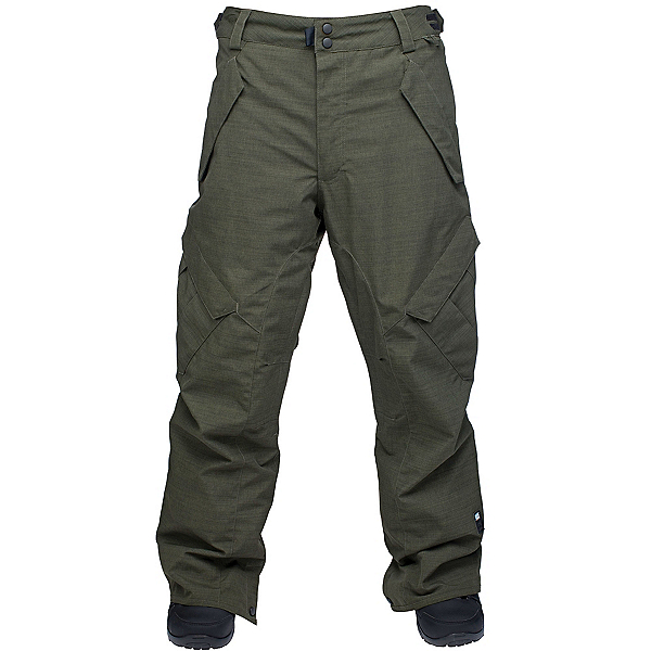 Ride Phinney Shell Mens Snowboard Pants, , 600