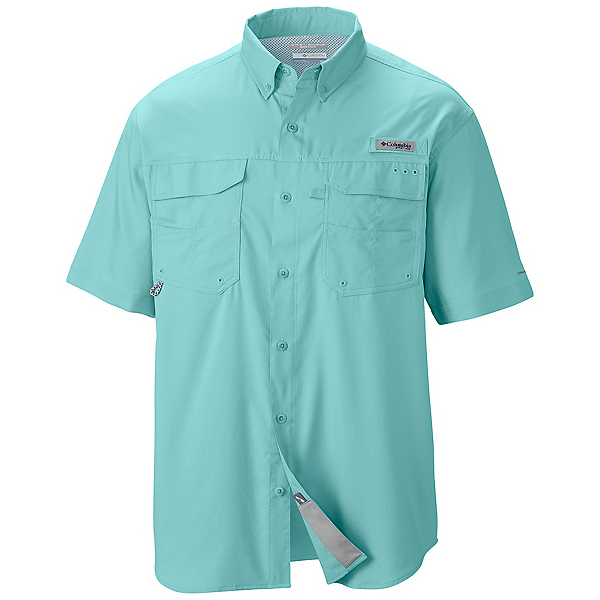 Columbia PFG Blood And Guts III Short Sleeve Mens Shirt, , 600