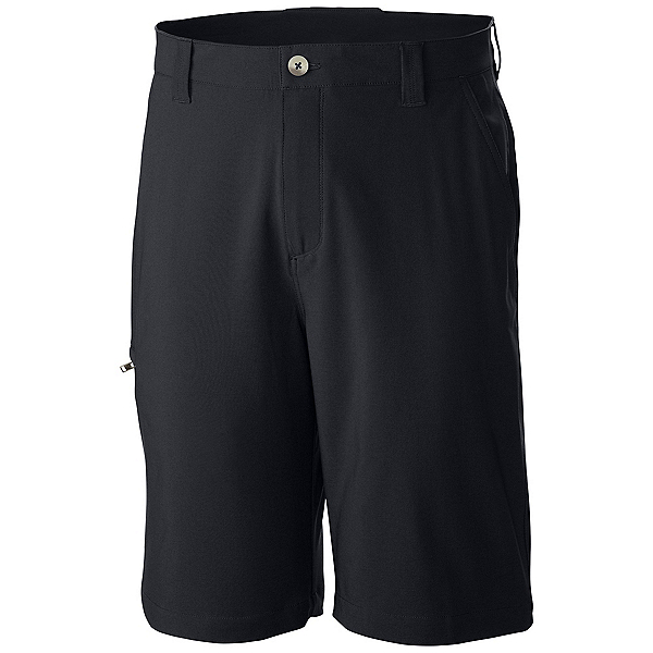 Columbia PFG Grander Marlin II Offshore Mens Shorts, Black, 600
