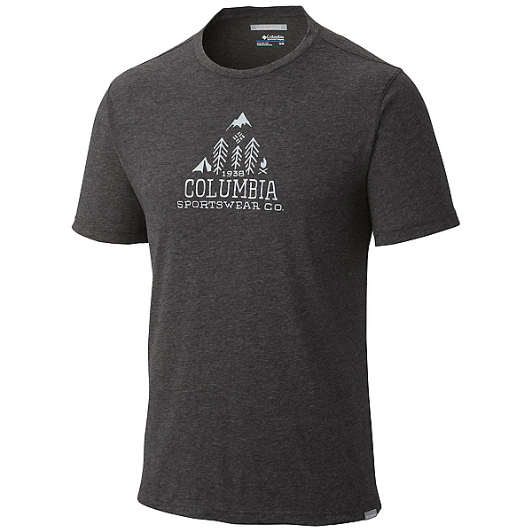 Columbia Trail Shaker Mens Mens T-Shirt, , 600