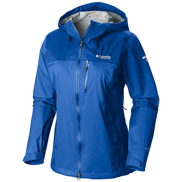 Columbia Evapouration Premium Womens Jacket, , 600