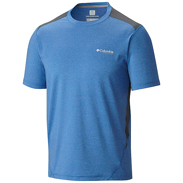 Columbia Titan Ice Mens T-Shirt, , 600