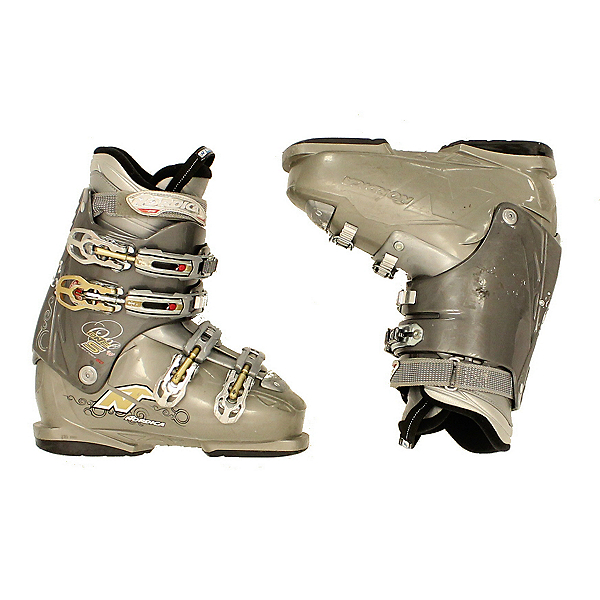 Used Womens Nordica One S 60 Ski Boots 2012, , 600
