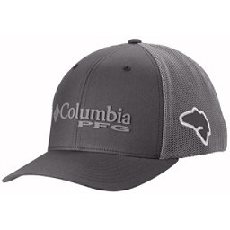 Columbia PFG Mesh Hat, Grill-Cool Grey-Bass, 256