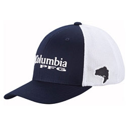 Columbia PFG Mesh Hat, Collegiate Navy-Bass, 256