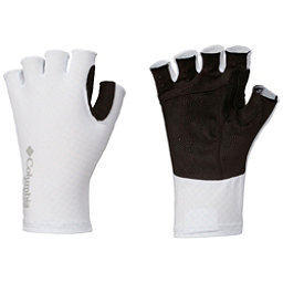 Columbia PFG Freezer Zero Fingerless Paddling Gloves 2017, White-Columbia Grey Pfg, 256