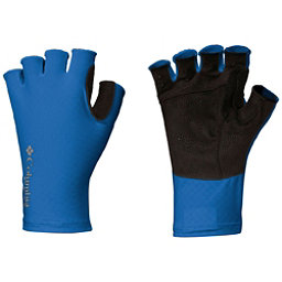Columbia PFG Freezer Zero Fingerless Paddling Gloves 2017, Super Blue, 256