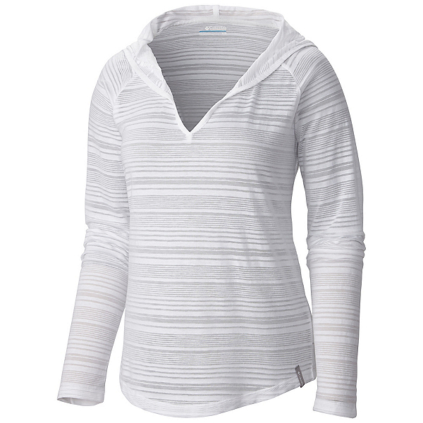 Columbia Inner Luminosity Womens Hoodie, , 600