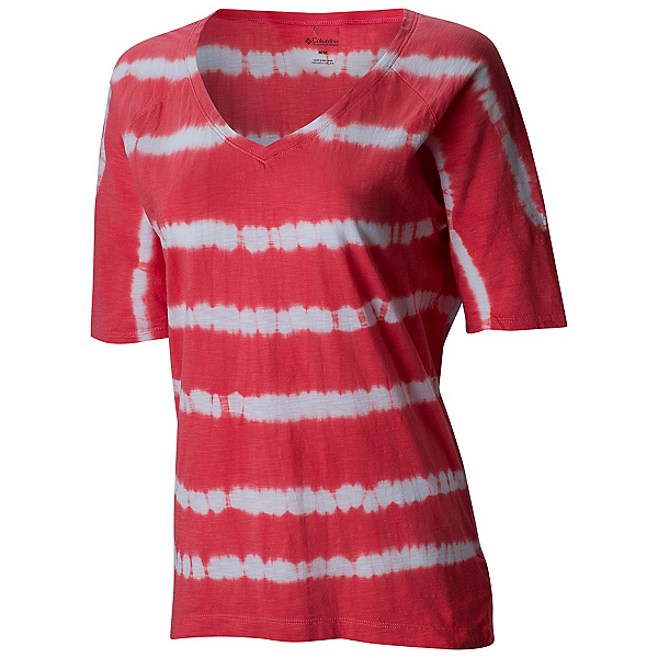 Columbia Summer Breeze Womens T-Shirt, , 600