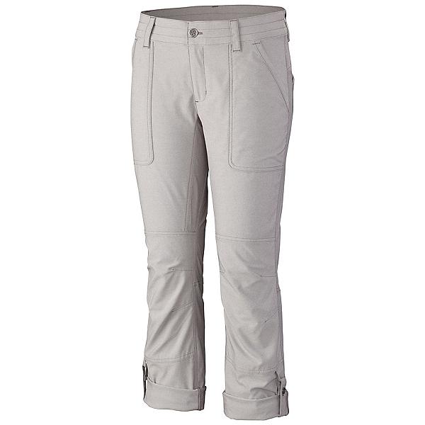 Columbia Pilsner Peak Capri Womens Pants, Pulse-Oxford, 600
