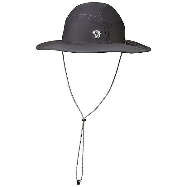 Mountain Hardwear Canyon Wide Brim Hat, Shark, 600