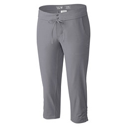 Mountain Hardwear Yuma Capri Womens Pants, Steam, 256