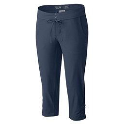 Mountain Hardwear Yuma Capri Womens Pants, Zinc, 256