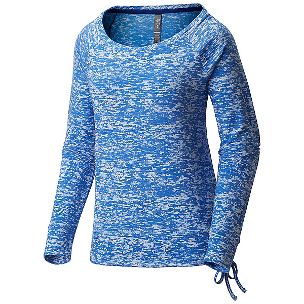 Mountain Hardwear Burned Out L/S Pullover Womens Shirt, , 600