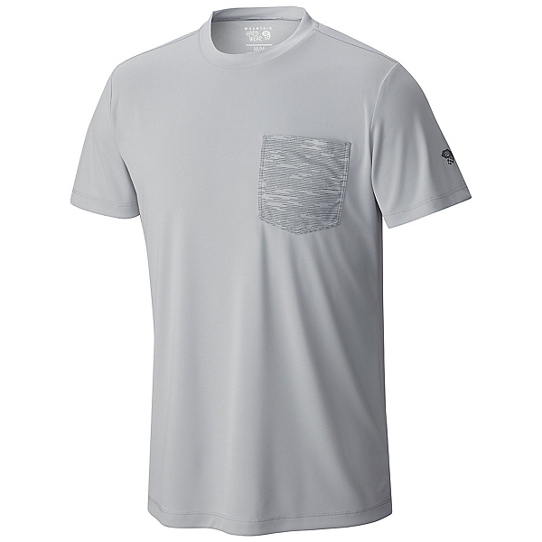 Mountain Hardwear River Gorge S/S Crew Mens Shirt, , 600