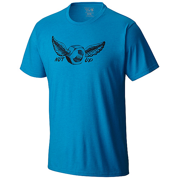 Mountain Hardwear Nut Up S/S Mens T-Shirt, , 600